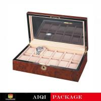 China Wooden Watch Gift Boxes AQW-040 wholesale