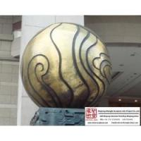 China Ball Bronze Sculpture wholesale