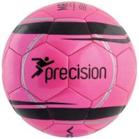 China Precision training vortex football fluorescent pink/black size 3 wholesale