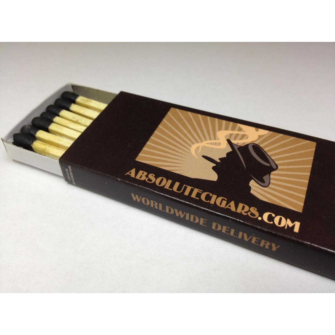 China Classic Cigar Matches - Case of 25 Boxes (375 Matches) wholesale