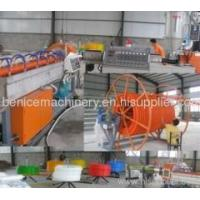 China Corrugated Optic Duct cable communication pipe extrusion machine wholesale