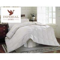 China White Feather Down Comforter Queen Size wholesale