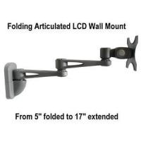 "Quality DW170S 17"" Folding Articulated LCD Wall Mount Arm & Bracket for sale"