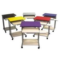 "Quality C LCT29 24"" Narrow Computer Desk in different colors for sale"