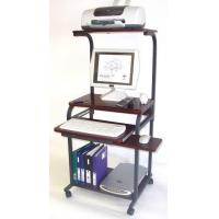 "Quality STS-5801E 24"" Computer Cart with Tower printer shelf for sale"