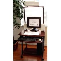 "Quality STAK49 27"" Compact Computer Cart with tower printer shelf for sale"