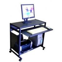 "Quality STS7801 METAL 32"" All-Metal Computer Desk - Black for sale"