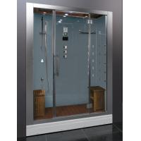 China Steam Showers 4 Less Platinum DZ972F8-White on sale