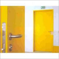 China Fire Resistant Steel Doors on sale