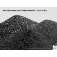 China Silicon Carbide (Black) Rock Tumbling Grit, Pick A Grade, 25 lbs or More wholesale