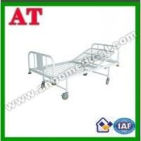 China double folding metal beds for hospital wholesale