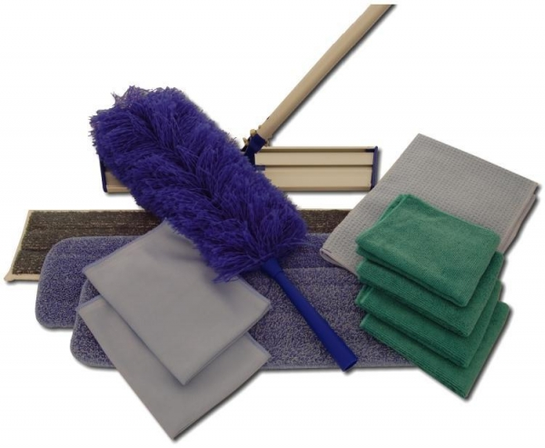 Quality Microfiber Mops Microfiber Cleaning System for sale