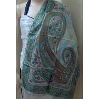 China Hand Knitted Scarves Printed Scarves wholesale