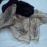 China Embroidered Scarves wholesale