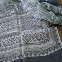 China Block Printed Scarves wholesale