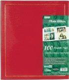 China Photo Albums Pioneer Magnetic Page Photo Album, 10-Inch-by-11-1/2-Inch, 100 Pages, Colors May vary on sale