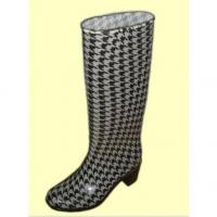 China Footwear&shoes Fashion rubber rain boots on sale