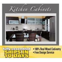 China kitchen cabinets online wholesale
