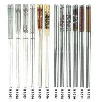 China Stainless Steel Chopsticks wholesale