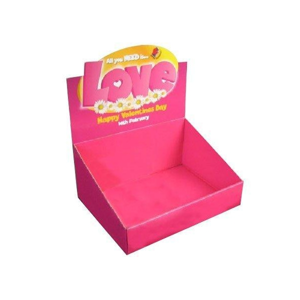 Lovely paper display box for candy images,View Lovely paper ...