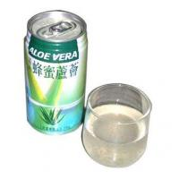 China Canned Aloe Vera Juice with pulp wholesale