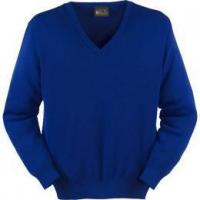 Buy cheap V-neck long sleeved pullover from wholesalers