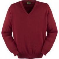 Buy cheap V-neck long-sleeved pullover from wholesalers