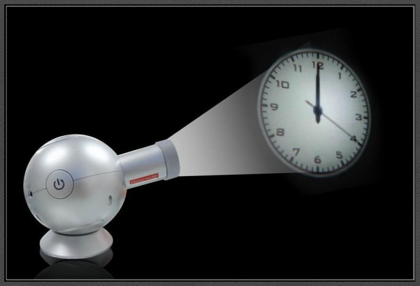 Analog Projection Clock Images