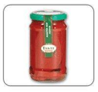 China Roasted red pepper (marinated) on sale