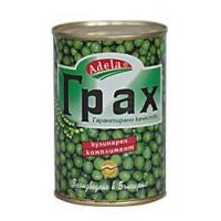 China Green peas 410 can wholesale