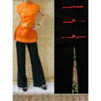 China Three buttons Georgette Pants wholesale