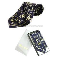 China Chinese Calligraphy Tie wholesale