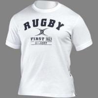China rugby first t-shirt wholesale