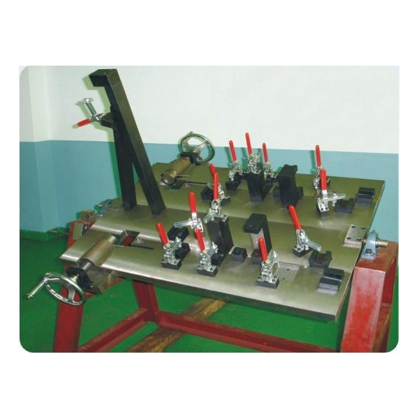 General Assembly Jointing Fixture Welding Jig images,View General ...