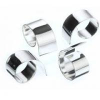 China Arthur Price Silver Plated Set of 4 swirl napkin rings wholesale