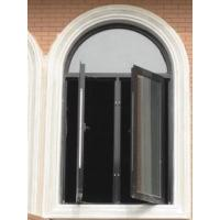 China PVC Outswing Double Window wholesale