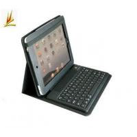 China iPad/tablet PC Accessories Bluetooth Keyboard Leather Case for iPad MW-C07 on sale