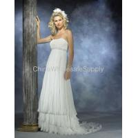 Buy cheap Trumpet Wedding Dresses from wholesalers