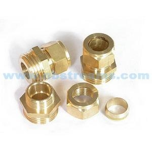 Compression Fitting Copper Pipe Images