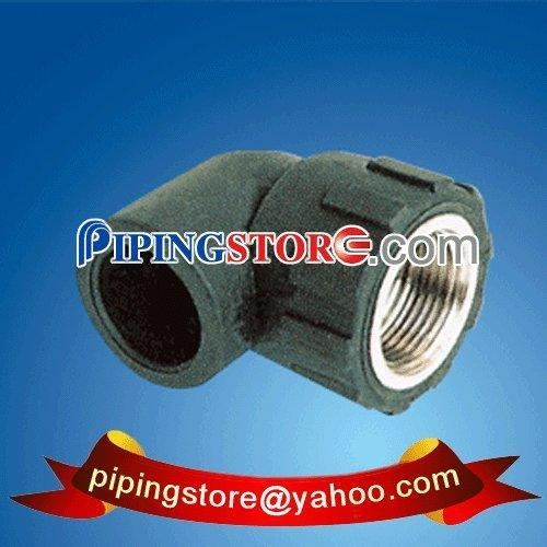 Quality PE Female Threaded Elbow for sale