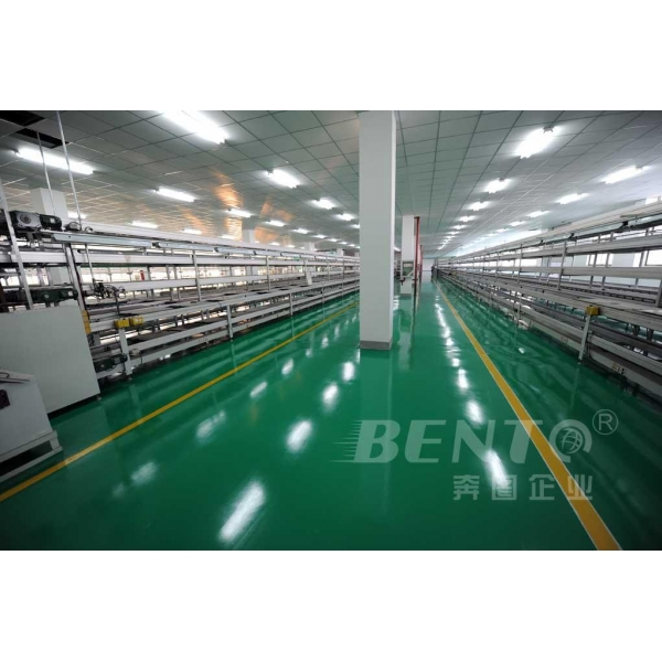 Anti Static Floor System : Bt ef thin coating without solvent type epoxy floor level