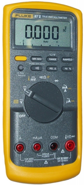 Digital Multimeter Meter Reading : Clamp meter fluke not reading