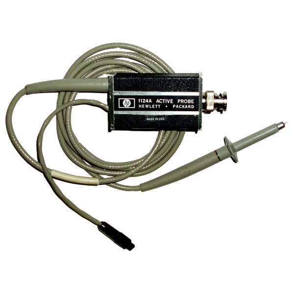 Hp Current Probe : Agilent hp a mhz active probe cheap