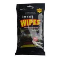 Buy cheap Cleaning Supplies Car Wipe 40s from wholesalers