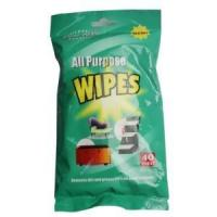 Buy cheap Cleaning Supplies Multi-purpose Wipe 40s from wholesalers