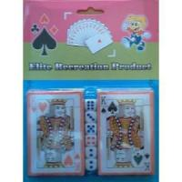China Toys & Games Playing Card with Dice wholesale