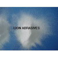 China Abrasives material White aluminium oxide grit and microgrits wholesale