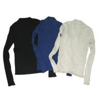 China Women's sweater,long sleeve. wholesale