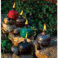 China Patio Torches,Smudge Pots,Metal Torches wholesale