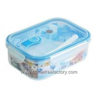 China Plastic Housewares HT0010023Sealed Lunch Box wholesale